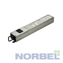 Supermicro Сервер.блок питания PWS-706P-1R 700 750W Single Output Power Supply Platinum level, 54.5m