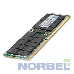 Hp Модуль памяти 8GB 1x8GB Single Rank x4 PC3L-12800R DDR3-1600 Registered CAS-11 Low Voltage Memory Kit 731765-B21