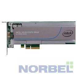 Intel Опция к серверу SSDPEDME016T401 SSD DC P3600 Series 1.6TB, 1 2 Height PCIe 3.0, 20nm, MLC