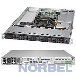 Supermicro Сервер SYS-1018R-WC0R
