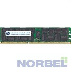 Hp ������ ������ 8GB 1x8GB Dual Rank x4 PC3L-10600R DDR3-1333 Registered CAS-9 Low Voltage Memory Kit 647897-B21