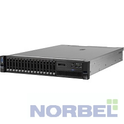Lenovo Сервер TopSeller x3650M5 E5-2637v3 3.5GHz 4C, 16GB 1x16GB 2133MHz LP RDIMM, no HDD up to 8x2.5 , M5210 RAID 0,1,10 , DVDRW,