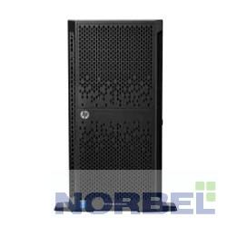 Hp Сервер ProLiant ML350 Gen9 E5-2620v4 8C 2.1 GHz, 1x16GB-R DDR4-2400T, P440ar 2G RAID 1+0 5 5+0 2x300GB 6G SAS 10K 8 48 SFF 2.5''