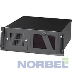 Procase Корпус EB430M-B-0 Black без БП