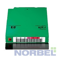 Hp Дисковод C7974AN Ultrium LTO4 Non Cust Label 20 Tapes
