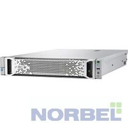 "Hp Сервер E ProLiant DL180 Gen9 1 up2 x E5-2609v4 8C 1.7GHz, 1x8GB-R DDR4-2400T, H240 ZM RAID 1+0 5 5+0 noHDD 8 LFF 3.5"" 1x550W N NonRPS,2x1"
