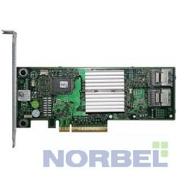 Dell Контроллер PERC H310 LSI SAS2008 RAID 0 1 5 10 50, 2 int x4 SFF8087, PCI-E Full Height - Kit For R220, T320, T420, T620 405-12172