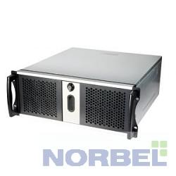 "Chenbro Корпус RM41300-F2 передняя дверь с фильтром MB 12""x13"", 3x5.25""+2x3.5""+4x Internal 3.5""+Slim ODD, 120mm FAN, wo PSU Конвертируется"