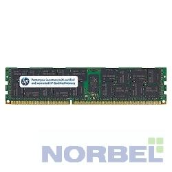 Hp Модуль памяти 8GB 1x8GB Dual Rank x8 PC3-12800E DDR3-1600 CAS-11 Unbuffered Standard Memory Kit 815371-B21