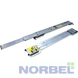 """Supermicro Корпус Салазки MCP-290-00058-0N 19"""" to 26.6"""" quick-release rail set for 2U & 3U 17.2"""" W chassis"""
