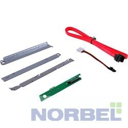 Supermicro Опция к серверу MCP-220-81502-0N - Slim SATA DVD kit include backplane, cable