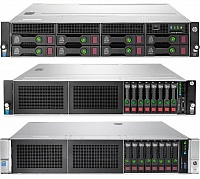 HP Серверы ProLiant DL